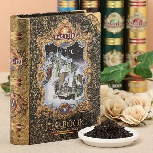【Tea Book Collection】セイロンティー vol.4(茶葉100g入り)【ギフト/紅...