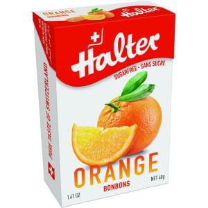 ハルターシュガーフリーキャンディ オレンジ pmj