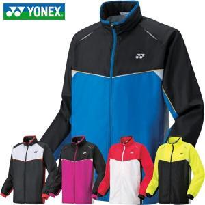ヨネックス 裏地付ウインドウォーマーシャツ YONEX 70058|pmsports