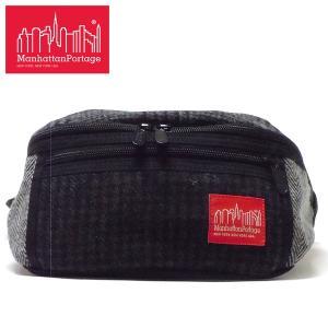 限定マンハッタンポーテージ アレイキャット ウエストバッグ Manhattan Portage MAGEE Fabric Alleycat Waist Bag MP1101MAGEE|pmsports