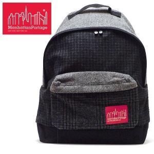 限定マンハッタンポーテージ ビッグアップル バックパック Manhattan Portage MAGEE Fabric Big Apple Backpack MP1209MAGEE|pmsports