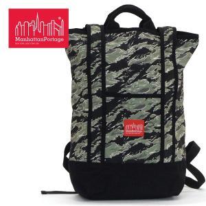 マンハッタンポーテージ MANHATTAN PORTAGE Tiger Stripe Camo Riverside Backpack Tiger Camo [MP1318TSC]|pmsports