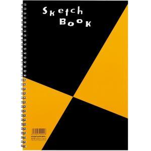 スケッチブック送料込 一部地域除くマルマン スケッチブックA4 図案印刷シリーズ 24枚S131