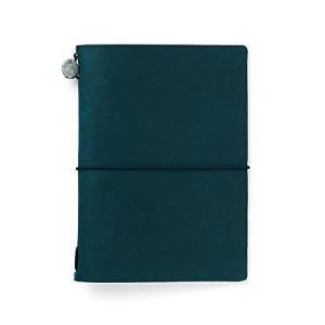 手帳 カバー送料無料一部地域除くトラベラーズノート パスポートサイズ ブルー 15240006 TR...