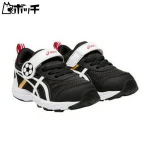 アシックス 運動靴 CONTEND 6 TS SCHOOL YARD 1014A166-003 ブラック/ピュアゴールド asics キッズ pocchi-shop