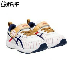 アシックス 運動靴 CONTEND 6 TS SCHOOL YARD 1014A166-102 ホワイト/ピーコート asics キッズ pocchi-shop