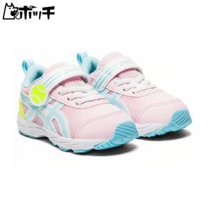アシックス 運動靴 CONTEND 6 TS SCHOOL YARD ベビー 1014A166-701 コットンキャンディ/オーシャンデケイ asics キッズ pocchi-shop