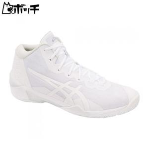 アシックス バスケットシューズ GELBURST 23 1061A019-101 ホワイト/ホワイト asics メンズ バスケットボール pocchi-shop