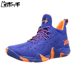 BLAZE NOVA GOLD 1061a020 401 アシックスブルー/ショッキングオレンジ asics バスケットボール メンズ|pocchi-shop