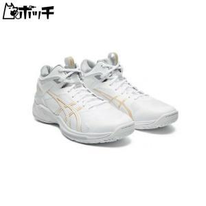 アシックス バスケットシューズ GELBURST 24 1063A014-100 ホワイト/ホワイト asics ユニセックス バスケットボール pocchi-shop