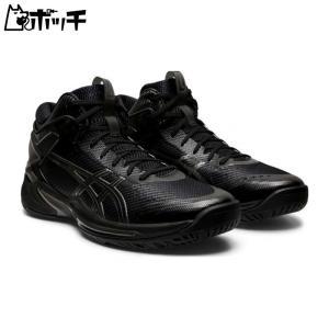 アシックス バスケットシューズ GELBURST 24 1063A015-001 ブラック/ブラック asics ユニセックス バスケットボール pocchi-shop