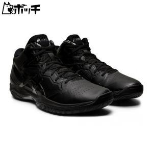 アシックス バスケットシューズ GELHOOP V12 1063A021-001 ブラック/ガンメタル asics ユニセックス バスケットボール pocchi-shop