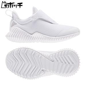クーポンで30%OFF adidas アディダス ランニングシューズ フォルタラン FortaRun ジュニア フットウェアホワイト/フットウェアホワイト/グレーツー EF0146|pocchi-shop
