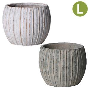 植木鉢 おしゃれ リーニュ・ボールポット・L|pocchione-kabegami