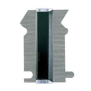 シンワ測定 型取りゲージ A 150mm 77970|pocchione-kabegami
