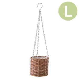 植木鉢 吊り下げポット ハンギングバスケット ポットL 11617