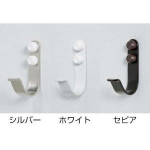 石こうボード壁・木壁両用フック ニコピンコートフック (メール便対応・3個まで)