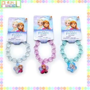 アナと雪の女王 クリスタルビーズブレスレット Frozen 4589617952897 キャラクター...