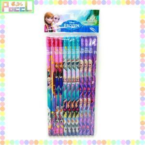 1000円ポッキリ アナと雪の女王 鉛筆セット 12本 Disney Frozen 47137910...