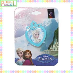 アナと雪の女王 ヘアゴム(エルサハートクラウン) Frozen 4891582588132 キャラク...