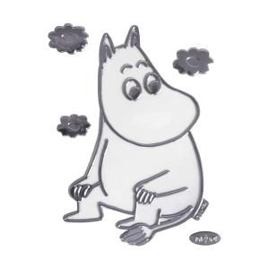ムーミン エンブレムステッカー(ムーミン) FS008 キャラクター グッズ メール便OK|poccl