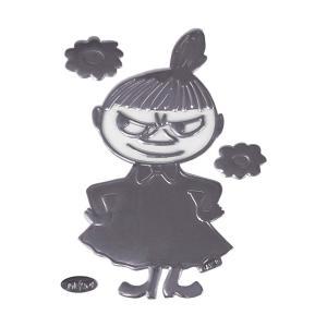 ムーミン エンブレムステッカー(リトルミイ) FS009 キャラクター グッズ メール便OK|poccl