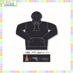 名探偵コナン パーカー Sサイズ(ピクトデザイン/安室) CO-TT204 キャラクター グッズ|poccl