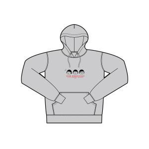ちびまる子ちゃん パーカー(原画まる子顔 M)CM-TT104 キャラクター グッズ|poccl