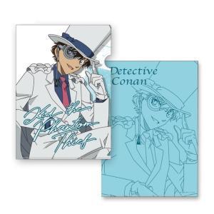名探偵コナン A4クリアファイル(2020怪盗キッド)CO-CF032 キャラクター グッズ メール便OK|poccl