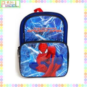 送料無料 スパイダーマン ラージリュック(クモの巣だらけ) 678634287601 グッズ|poccl