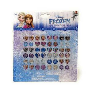 アナと雪の女王 イヤリングステッカー Disney 678634485250 キャラクター グッズ ...