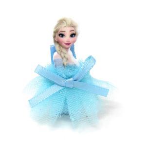 アナと雪の女王 ドレスヘアクリップ Disney 6941033428758 キャラクター グッズ ...