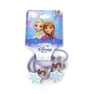 アナと雪の女王 シンプルヘアゴム4個セット Disney 6941033429465 キャラクター ...