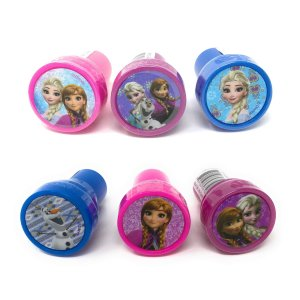 アナと雪の女王 スタンプ6個セット Disney 789185797508 キャラクター グッズ メール便OK|poccl