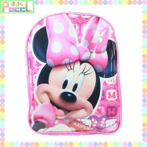 ミニーマウス ディズニー ラージリュック(パスポート) 795229164243 キャラクター グッズ|poccl