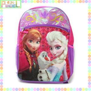 送料無料 アナと雪の女王 ディズニー ラージリュック(テカテカ) Frozen 840716136170 グッズ|poccl