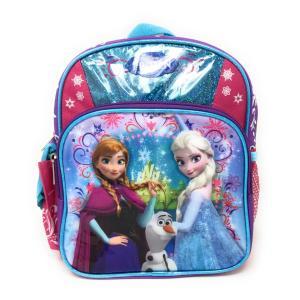 送料無料 アナと雪の女王 ミニリュック(キラキラブルー) Disney 875598644024 グ...