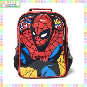 送料無料 スパイダーマン ミディアムリュック(アメコミ風) 8852016241265 グッズ|poccl