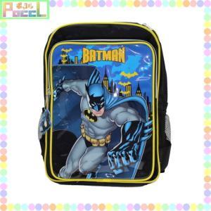 バットマン 39cmラージリュック(バットマーク) 8852016270142 キャラクター グッズ 送料無料|poccl