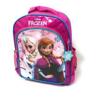 送料無料 アナと雪の女王 ミディアムリュック(オラフ一緒) Disney 8855392917564...