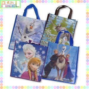 アナと雪の女王 ディズニー バッグ ラージ 不織布 Frozen 795229154206 キャラク...