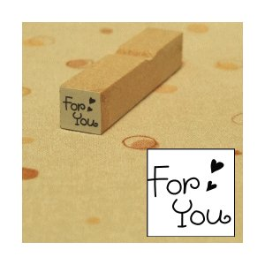 For Youスタンプ|poche-puchistamp