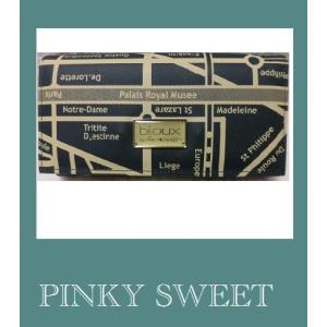 在庫処分 PINKY SWEET bijoux PSB-502/GR  路線図モチーフ長財布 専用B...