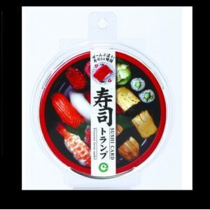 トランプ パーテイゲーム面白トランプ 寿司&お弁当 ゆうパケットメール便