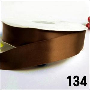 両面サテン リボンテープ 38-40mm-134        両面 サテン リボン テープ ハンドメイド ラッピング ヘアーアクセサリー