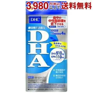 DHC 20日分(80粒)DHA 1袋 (サプリメント)|pocket-cvs
