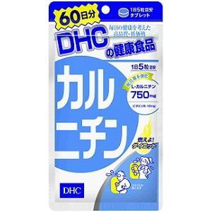 『60日分』 DHC カルニチン 1袋 (ダイエット サプリメント)|pocket-cvs