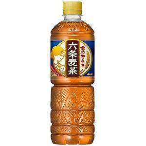 アサヒ 六条麦茶 660mlペットボトル 24本入|pocket-cvs