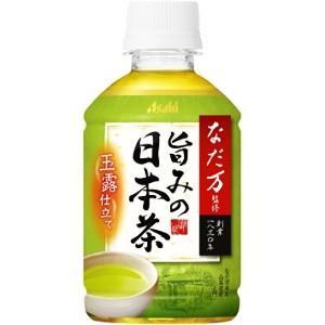 アサヒ なだ万監修 旨みの日本茶 『玉露仕立て』 275mlペットボトル 24本入 (HOT&COLD)