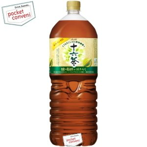 アサヒ からだ十六茶 2LPET 6本入 (機能性表示食品 葛の花由来イソフラボン 難消化性デキストリン)|pocket-cvs